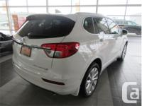 Make Buick Model Envision Year 2017 Colour White kms