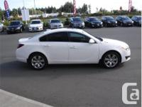 Make Buick Model Regal Year 2017 Colour White kms 9151