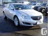 Make Buick Model Regal Year 2017 Colour Silver kms