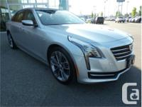 Make Cadillac Model Ct6 Year 2017 Colour Radiant Silver
