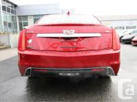 Make Cadillac Model CTS Year 2017 Colour Red kms 27023