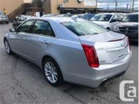 Make Cadillac Model CTS Year 2017 Colour Grey kms for sale  British Columbia