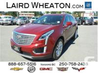 Make Cadillac Year 2017 Colour Red Passion Tintcoat