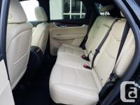 Make Cadillac Model SRX Year 2017 Colour White kms