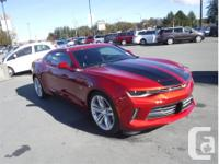 Make Chevrolet Model Camaro Year 2017 Colour Red kms