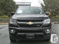 Make Chevrolet Model Colorado Year 2017 Colour BLACK