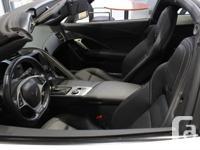 Make Chevrolet Model Corvette Year 2017 Colour White