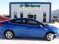 Make Chevrolet Model Cruze Year 2017 Colour Arctic Blue