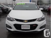 Make Chevrolet Model Cruze Year 2017 Colour White kms