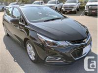 Make Chevrolet Model Cruze Year 2017 Colour Black kms
