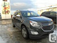 Make Chevrolet Model Equinox Year 2017 Colour Grey kms