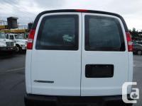 Make Chevrolet Model Express Year 2017 Colour White