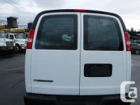 Make Chevrolet Model Express Year 2017 Colour White