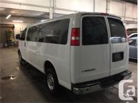 Make Chevrolet Model Express Cargo Van Year 2017 kms