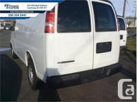 Make Chevrolet Model Express Cargo Van Year 2017