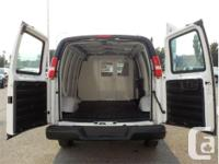 Make Chevrolet Model Express Cargo Van Year 2017