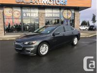 Make Chevrolet Model Malibu Year 2017 Colour Grey kms