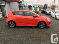 Make Chevrolet Model Sonic Year 2017 Colour Red kms
