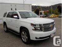 Make Chevrolet Model Tahoe Year 2017 Colour White kms