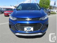 Make Chevrolet Model Trax Year 2017 Colour Ocean Blue