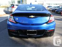 Make Chevrolet Model Volt Year 2017 Colour Blue kms
