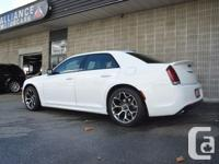 Make Chrysler Model 300S Year 2017 Colour White kms