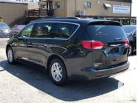 Make Chrysler Model Pacifica Year 2017 Colour Brilliant, used for sale  British Columbia
