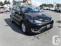 Make Chrysler Model Pacifica Year 2017 Colour Black for sale  British Columbia