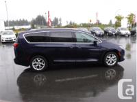 Make Chrysler Model Pacifica Year 2017 Colour Blue kms for sale  British Columbia