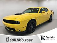 Make Dodge Model Challenger Year 2017 Colour Yellow
