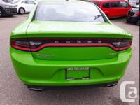 Make Dodge Model Charger Year 2017 Colour Green kms