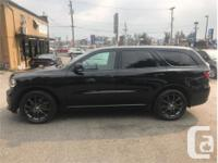 Make Dodge Model Durango Year 2017 Colour DB Black kms