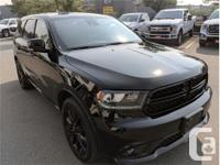 Make Dodge Model Durango Year 2017 Colour Black kms