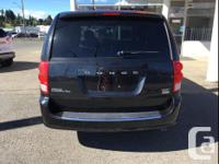 Make Dodge Model Grand Caravan Year 2017 Colour Black
