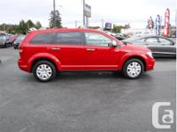 Make Dodge Model Journey Year 2017 Colour Red kms 2233