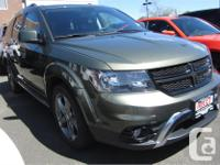 Make Dodge Model Journey Year 2017 Colour Green kms