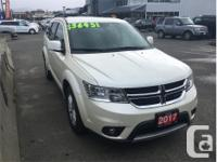 Make Dodge Model Journey Year 2017 Colour White Price: