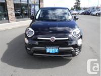 Make Fiat Model 500 Year 2017 Colour Black kms 9978