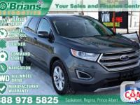 Make Ford Model Edge Year 2017 Colour Grey kms 17455