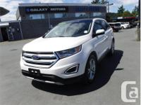 Make Ford Model Edge Year 2017 Colour White kms 10734