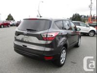 Make Ford Model Escape Year 2017 Colour Magnetic kms