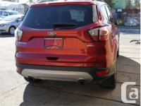 Make Ford Model Escape Year 2017 Colour Red kms 47831