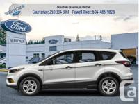 Make Ford Model Escape Year 2017 Colour Oxford White