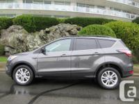 Make Ford Model Escape Year 2017 Colour Grey kms 20000