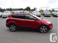 Make Ford Model Escape Year 2017 Colour Red kms 25579