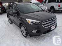 Make Ford Model Escape Year 2017 Colour Grey kms 44631