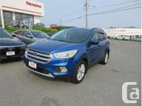 Make Ford Model Escape Year 2017 Colour Blue kms 37233