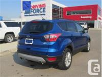 Make Ford Model Escape Year 2017 Colour Blue kms 29906