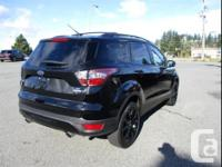 Make Ford Model Escape Year 2017 Colour Shadow Black