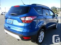 Make Ford Model Escape Year 2017 Colour Lightning Blue